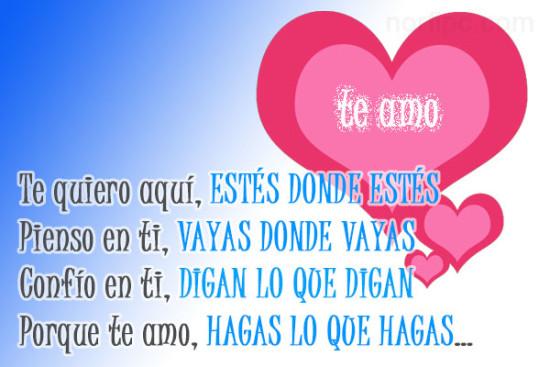 Mensajes Bonitos de Amor Solo Pienso en Tí (8)