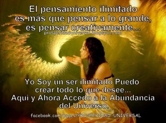 YO SOY LA LEY DE ATRACCI_N - ATRAIGO ABUNDACIA - PROSPERIDAD UNIVERSAL