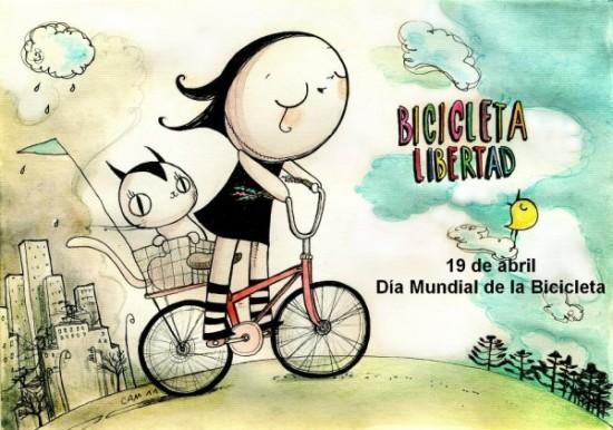 d_a de la bicicleta