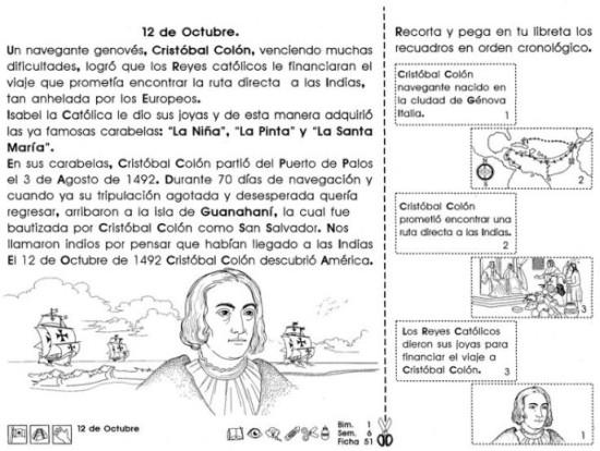 dibujos Descubrimiento de America para colorear (6)