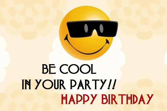 imagenes de Feliz cumpleaños con frase y smile para dedicar (10)