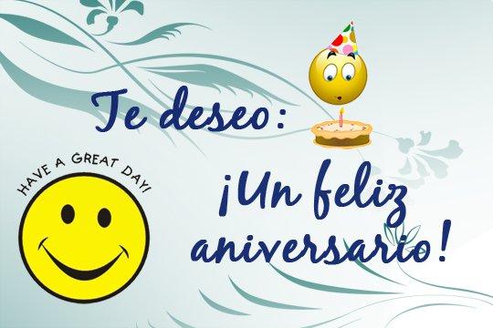 imagenes de Feliz cumpleaños con frase y smile para dedicar (6)