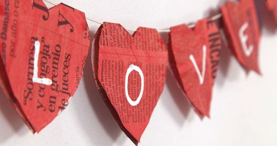 Manualidades Para Ninos De San Valentin Informacion Imagenes - Decoracion-san-valentin-manualidades