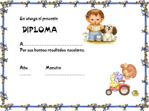 modelos de diplomas infantiles para niños (1)