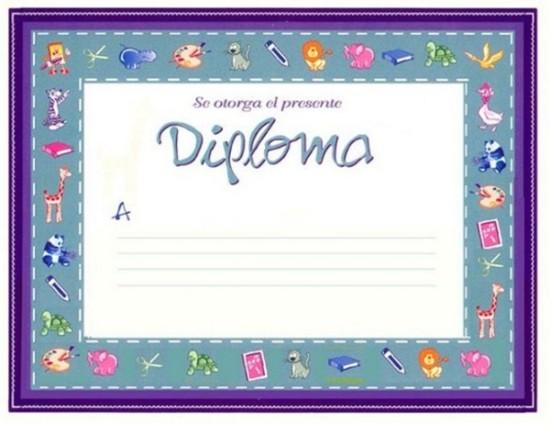 modelos de diplomas para imprimir para niños (6)