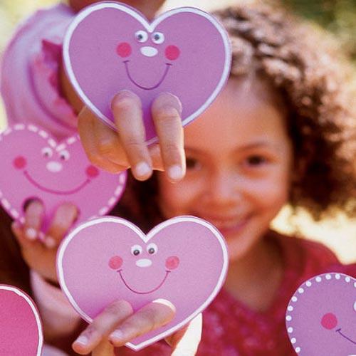 Manualidades Para Ninos De San Valentin Informacion Imagenes