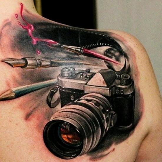 originales tatuajes en 3d (1)