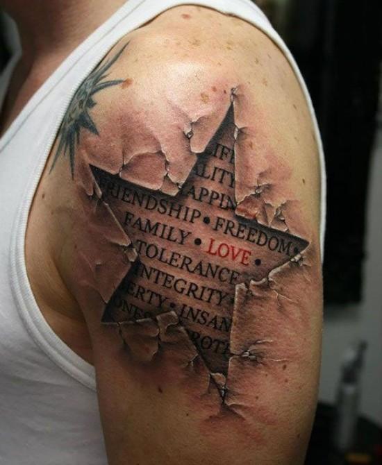 originales tatuajes en 3d (2)