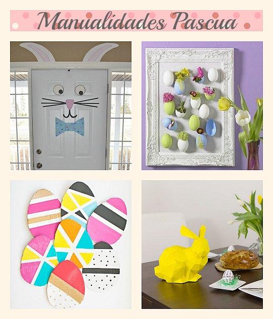 56 Ideas fciles y creativas para decorar la casa en Pascuas con
