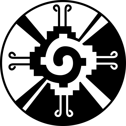 simbolo de Hunab-Ku creado por Jose Arg_elles