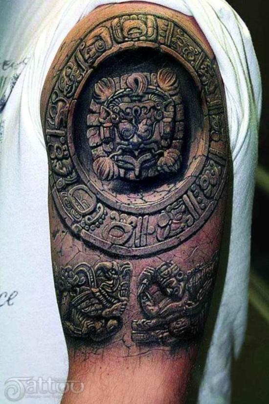 tatuajes espectaculares 3d (12)
