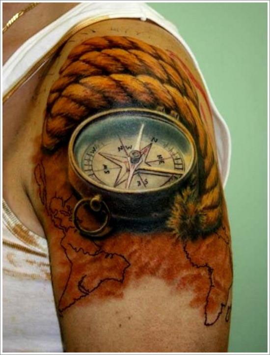 tatuajes espectaculares 3d (4)