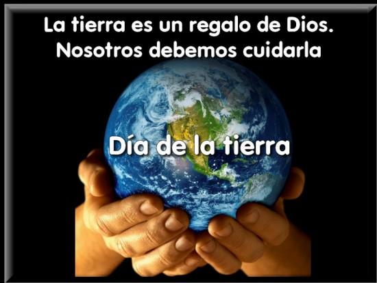 Día De La Tierra 2018 Información Imágenes Frases Y