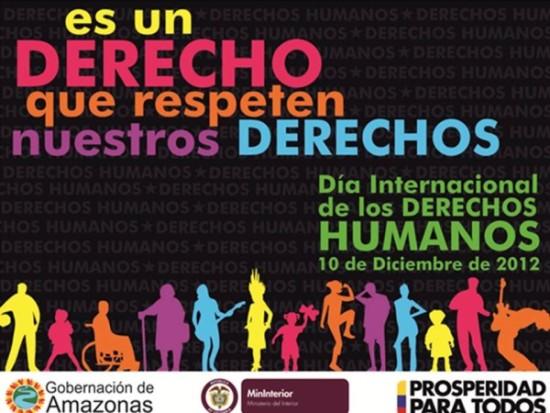 Día de los derechos Humanos imágenes y frases  (8)