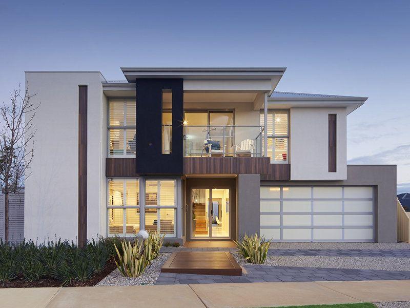 160 im genes de fachadas de casas modernas minimalistas y for Fachadas minimalistas 2016