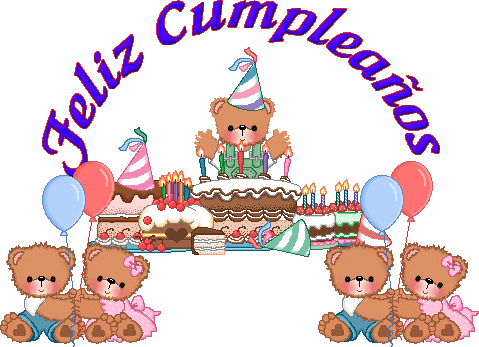 Feliz Cumple - Happy BirthDay (1)