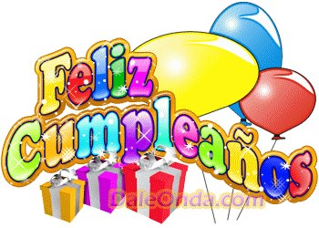 Feliz Cumple - Happy BirthDay (3)