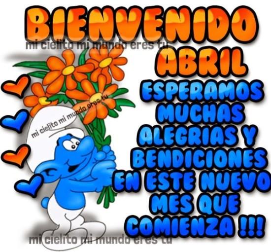 Feliz mes de Abril (2)