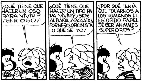 66 Imágenes De Mafalda Con Frases De Amor Felicidad Libertad Y