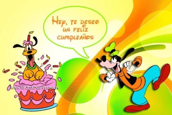 Imágenes de Feliz Cumpleaños con dibujos  (18)