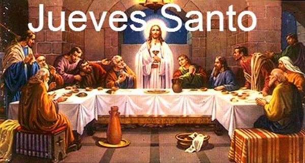 Imágenes de Jesús con frases cristianas para el Jueves