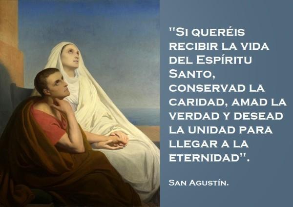 San Agustín y santa Mónica-Ary Scheffer