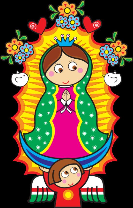 Virgencita Distroller con movimiento (1)