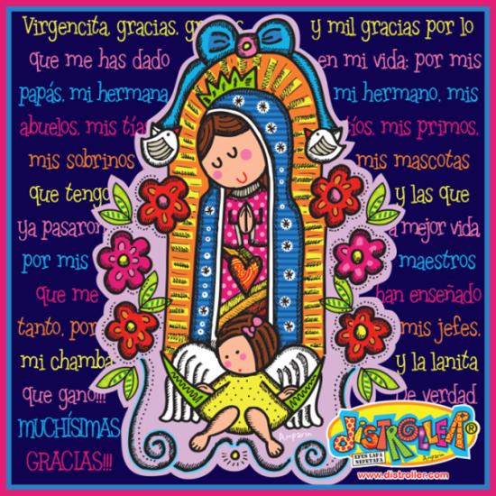 Virgencita Plis (1)