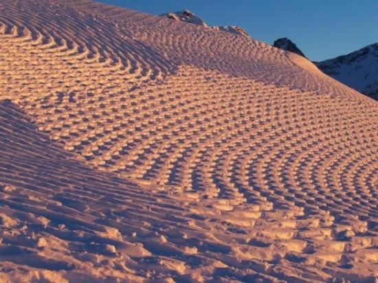 arte en la nieve imágenes  (6)