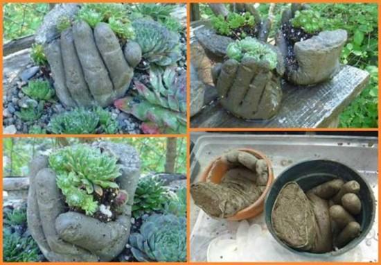 bonitas macetas con reciclaje (2)