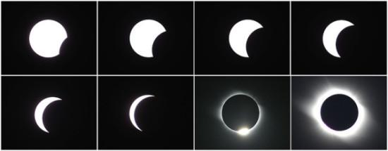 eclipse de luna con fases lunares  (8)