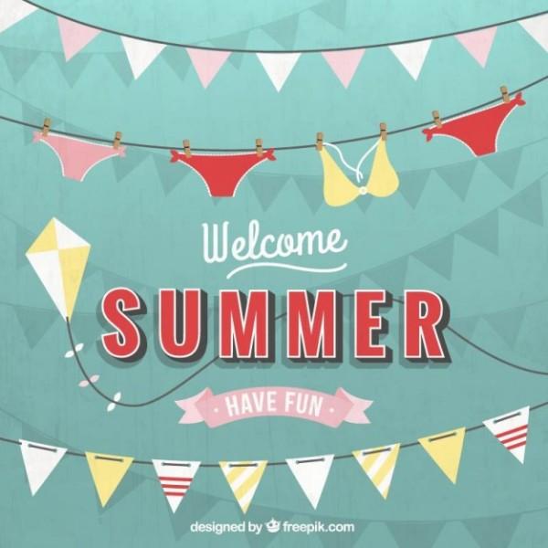 23 Imágenes De Bienvenido Verano Con Frases Información
