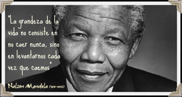 Frases Célebres De Nelson Mandela En Imágenes Para Reflexionar Y Compartir Información Imágenes
