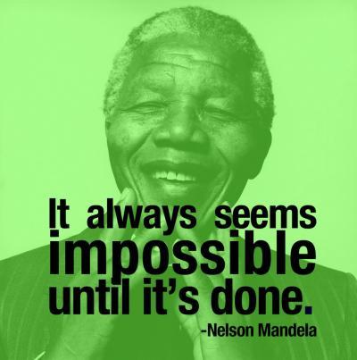 Frases Célebres De Nelson Mandela En Imágenes Para