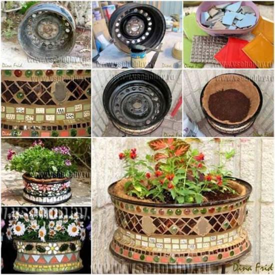 macetas recicladas para el jardin (7)