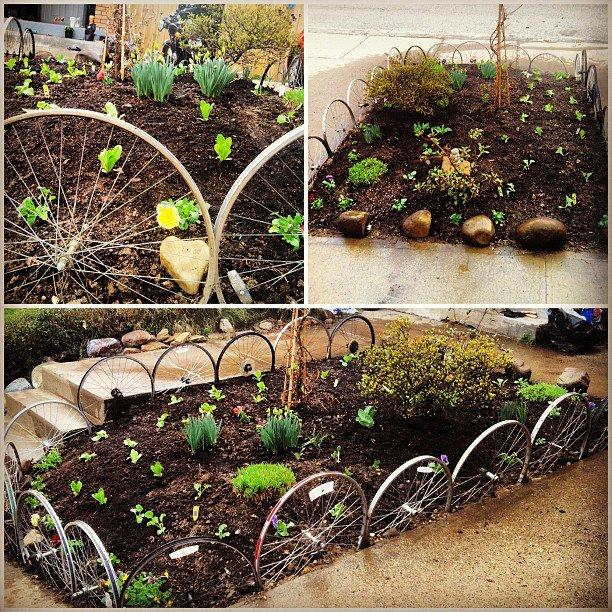 80 im genes de hermosas macetas originales y recicladas - Material para jardin ...