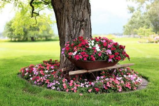 maceteros para el jardin reciclados (8)