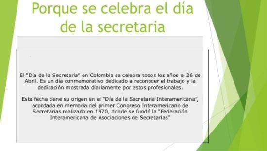 Día de la Secretaria frases - (7)