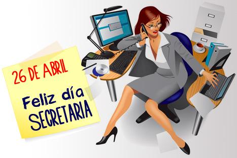 Felíz Día de la Secretaria - (1)