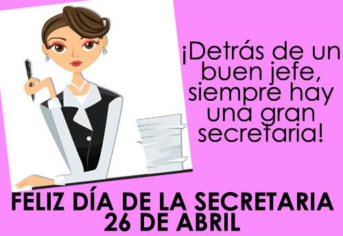 Felíz Día de la Secretaria - (4)