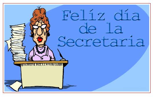 Felíz dia secretarias  (4)