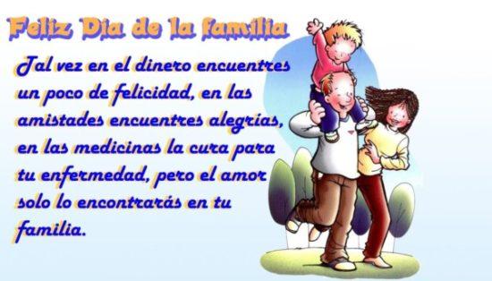 Feliz Día de la familia frases mensajes (12)