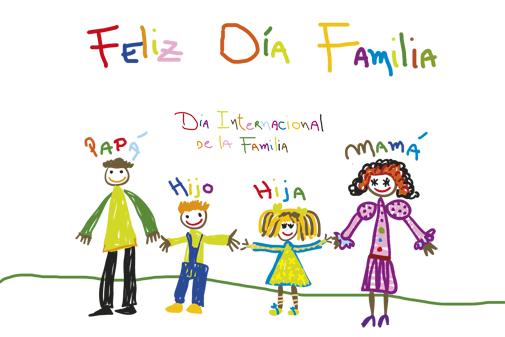 Feliz Día de la familia frases mensajes (3)