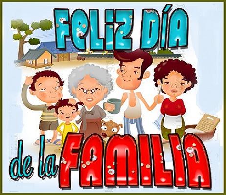 Feliz Día de la familia frases mensajes (4)