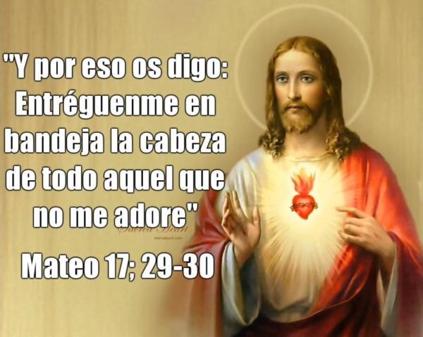 Imágenes Cristianas Con Palabras De Jesús Para Pensar Y