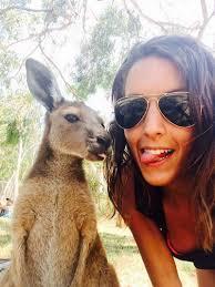 Selfies con amimales (2)