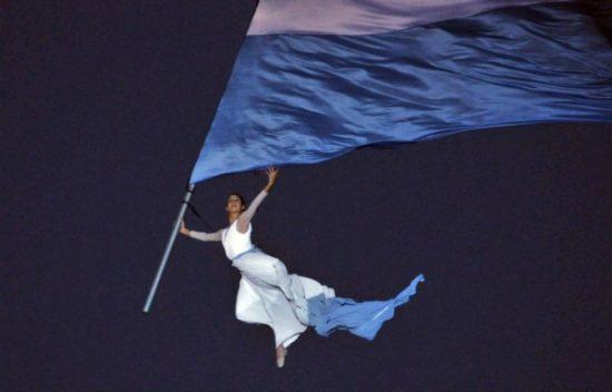 Semana de Mayo Argentina - celeste y blanca (12)