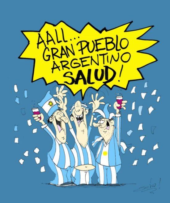 Semana de Mayo Argentina - celeste y blanca (13)