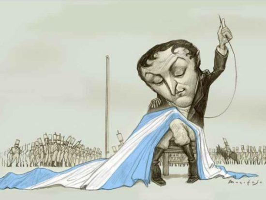 Semana de Mayo Argentina - celeste y blanca (14)