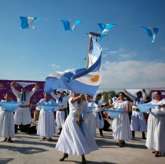 Semana de Mayo Argentina - celeste y blanca (5)